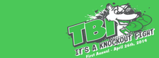 Taylor Ward's TBI Awareness logo
