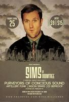 BIGS PRESENTS SIMS + PCS LIVE + Myke Bogan &...