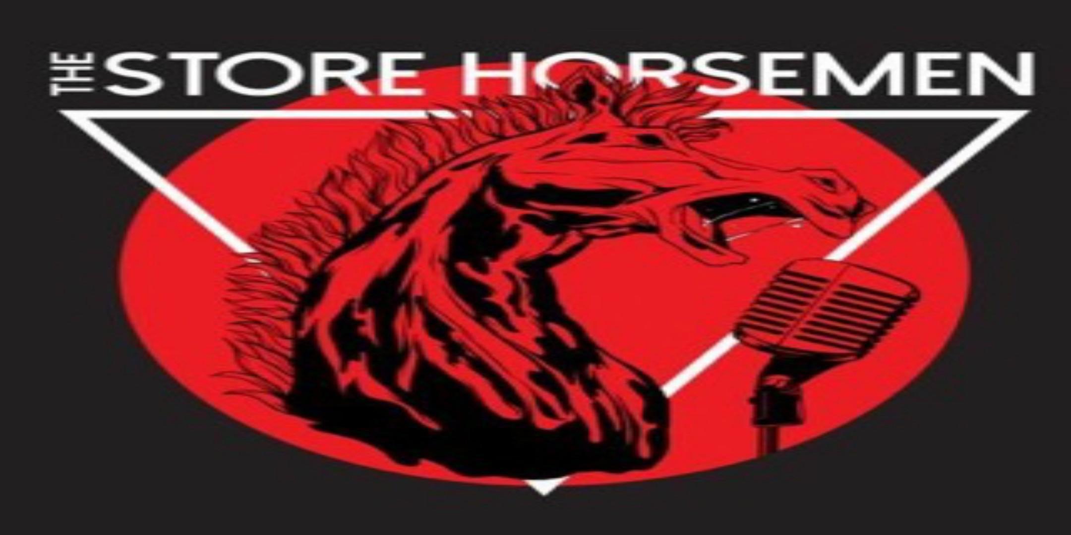 Store Horsemen Live Podcast w/ Guest David Arquette!