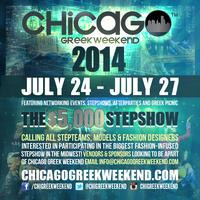 CHiCAGO Greek Weekend 2014