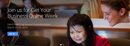 Get Your Business Online Live Workshop