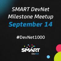 SMART DevNet: Milestone Meetup