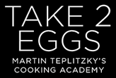Take 2 Eggs logo