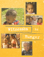 Witnesses to Hunger on the War on Poverty - Exhibit &...