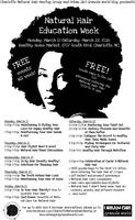 Natural Hair Education Week