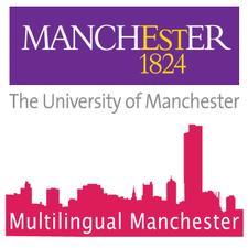 Multilingual Manchester logo