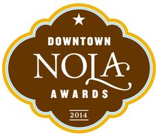 Downtown NOLA Awards 2014