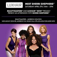 Meet Sherri Shepherd!