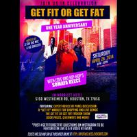 Get Fit or Get Fat's 1st Annual Day of Wellness
