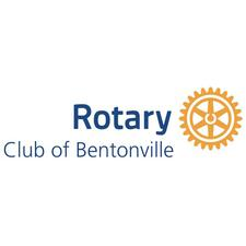 Rotary Club of Bentonville logo