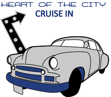 19th Annual Heart of the City Cruise In