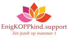 EnigKOPPkind.support - Antoinette van Reekum logo