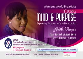 Mind & Purpose Program