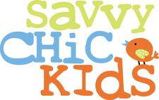 Savvy Chic Kids Consignment Sale logo