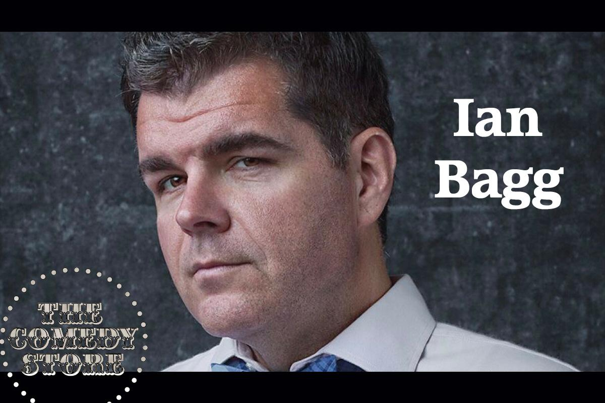 Ian Bagg - Saturday - 7:30pm