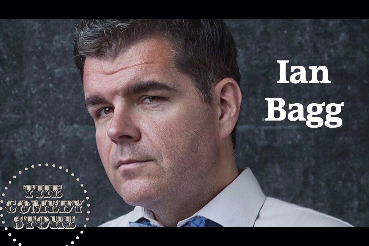 Ian Bagg - Sunday - 7:30pm