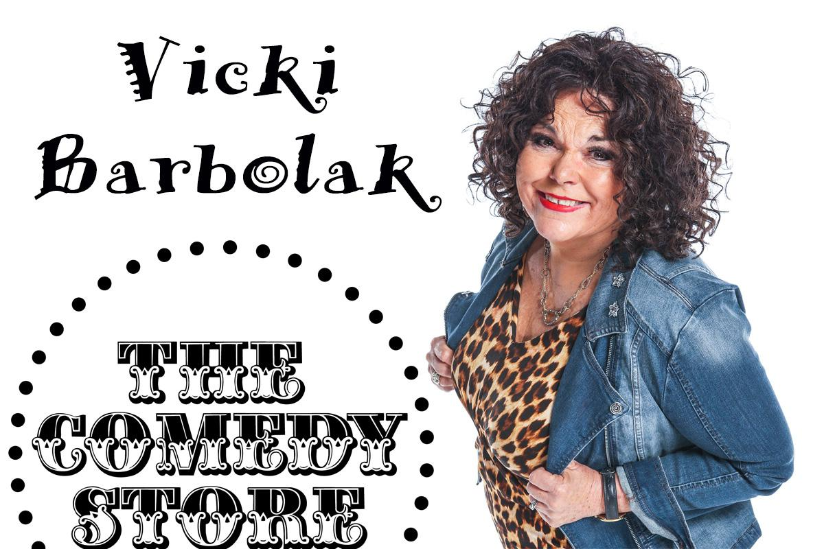 Vicki Barbolak - Thursday - 7:30pm