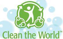 FHLAvolunteers at Clean the World