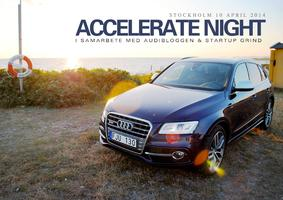 Accelerate Night - Gear up your business with...