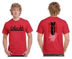 Charlotte ISSA Red Shirts