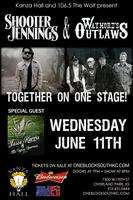 Shooter Jennings & Waymore's Outlaws with Special...