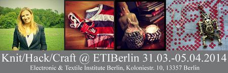 Knit/Hack/Craft Workshop -Transform old T-Shirts into...