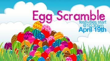 Egg Scramble 2014