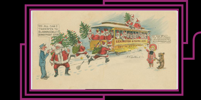 Santa's From West 23rd St, and other secret histories...