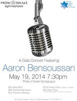 Jewish Music Week Gala Event - Bensoussan