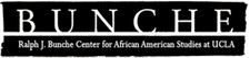 Ralph J. Bunche Center for African American Studies at UCLA logo
