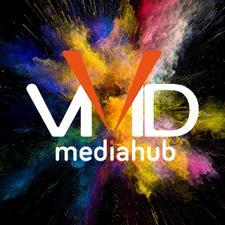 Vivid Mediahub   logo