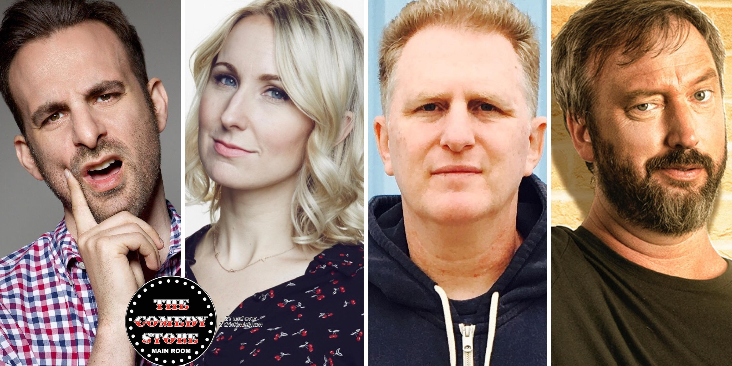 Tom Green, Michael Rapaport, Nikki Glaser, Brian Monarch + Special Guests