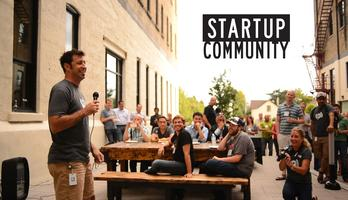 Startup Community Cast/Crew/Community / Chrysalids...