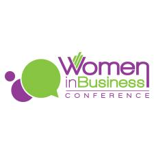 Women in Business Conference logo