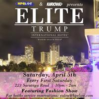 ELITE AT TRUMP INTERNATIONAL HOTEL WAIKIKI CATERS TO HO...