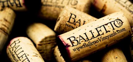 Wine Makers Dinner with Balletto Vineyards Winery