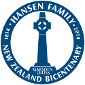 1814 Hansen Family Bicentenary