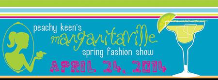 Peachy Keen's Margaritaville Spring Fashion Show