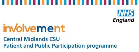 Involvement - West Midlands Network event