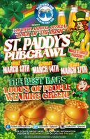 Saint Paddy's New York City Pub Crawl