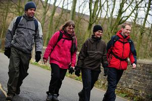 Coalville Net-Walk- Walk Your Way To Business Success