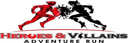 Heroes & Villains Adventure Mud Run