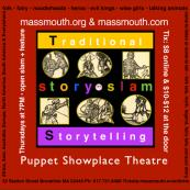 Folk and Fairy Tale Slam @ Puppet Showplace Theatre in...