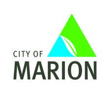 City of Marion Community Hubs logo
