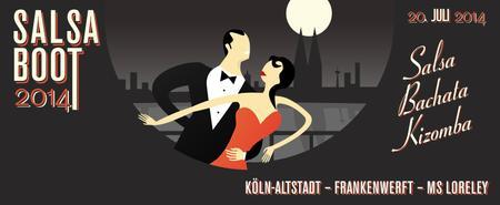 Salsaboot Köln 2014 - Salsa / Kizomba / Bachata