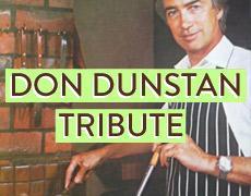 DON DUNSTAN TRIBUTE DINNER @ FINO