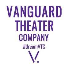 VANGUARD THEATER COMPANY logo
