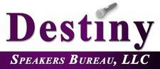 Destiny Speakers Bureau logo