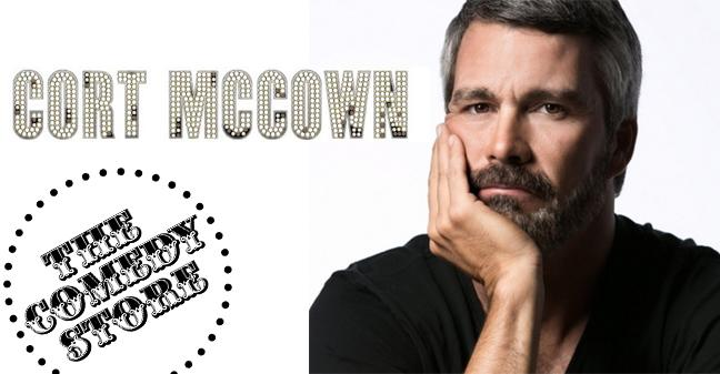 Cort McCown - Friday - 7:30pm