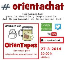 #orientachat - Herramientas para Gestión y...